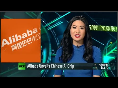 Alibaba Steps Up AI & Crypto's Future In Currency