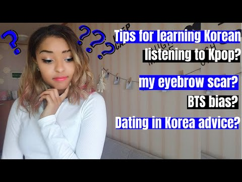 Why I love BTS, Learning Korean, Living in Korea: Q&A Mp3
