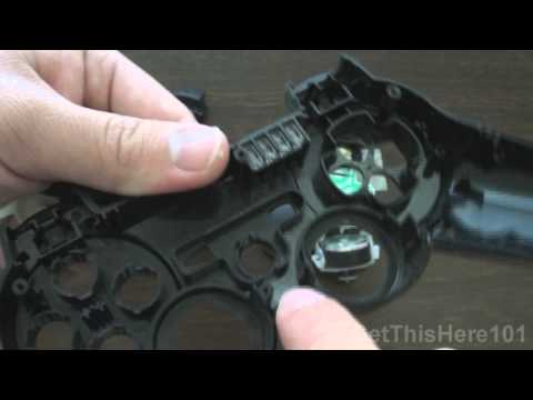 How To: Disassemble PS3 controller (HD)