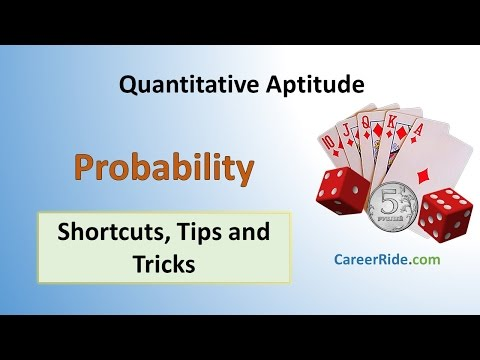 Probability - Shortcuts & Tricks For Placement Tests, Job Interviews & Exams