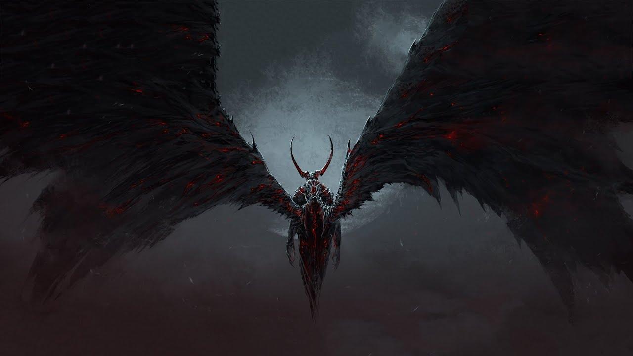 Lucifer Wallpaper 4k: Wie Luzifer Zu Satan Wurde