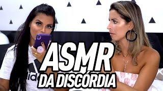 ASMR DA DISCÓRDIA com RAKA MINELLI / ASMR WITH BFF