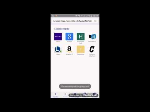 Come scaricare musica su Android da youtube