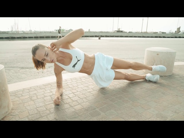 ABS WORKOUT A CORPO LIBERO | BACKINSHAPE 8 settimane per tornare in forma