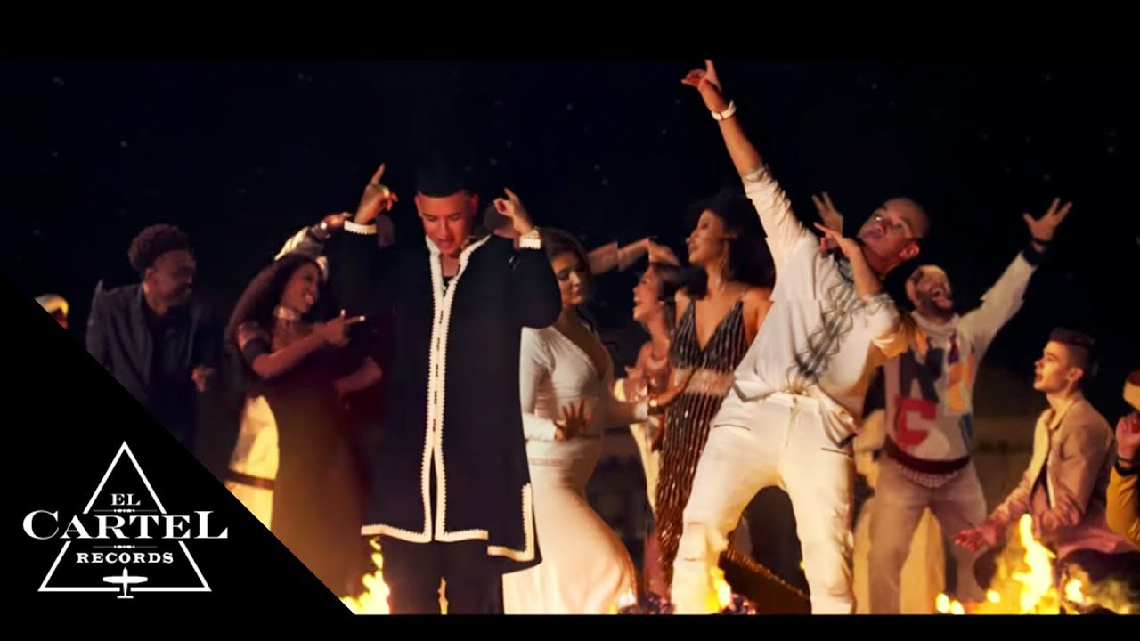 Daddy Yankee, RedOne, French Montana & Dinah Jane |