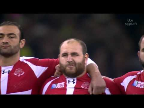New Zealand v Georgia Rugby World Cup 2015 Full game