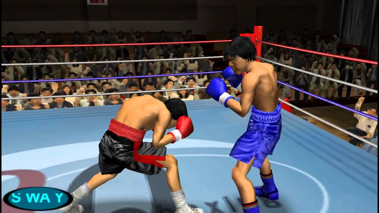 игры бокс на псп голые русские