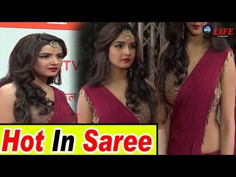 Tashan-e-Ishq की Jasmin Bhasin (Twinkle) ने Red Carpet पर दिखाया Hot अंदाज || Next9life thumbnail