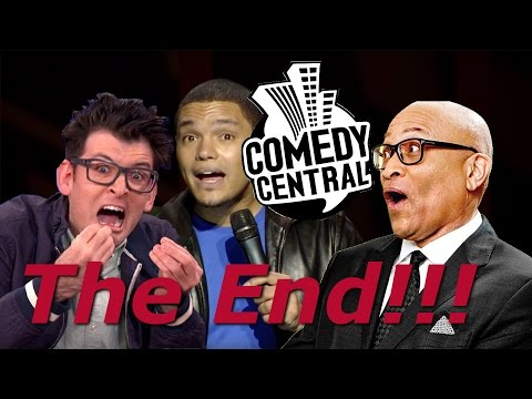 Cultural Appropriation and the Downfall of Comedy Central