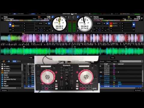Kỹ thuật mixing cơ bản với Bàn DJ Numark Mixtrack Pro 3