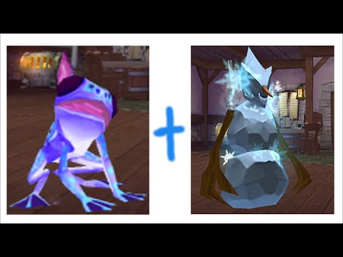 Arcane Legends -  Ethyl + Iceball Freze Multiple Mobs