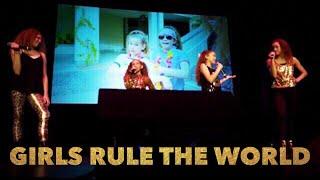 Haschak Sisters - Girls Rule The World (Boston 2016)