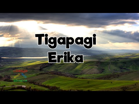 Tigapagi - Erika   Video Lirik