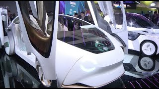 Intelligent Cars Highlighted at CES