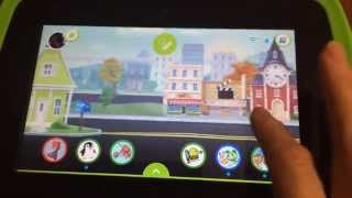 """Leapfrog Epic Review : 7"""" Android Tablet for Kids"""