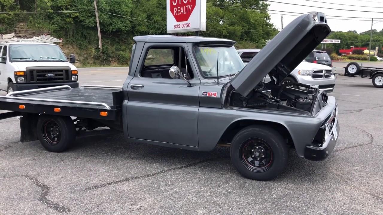 1965 C10 Truck Flat Bed $7,950 Maple Motors