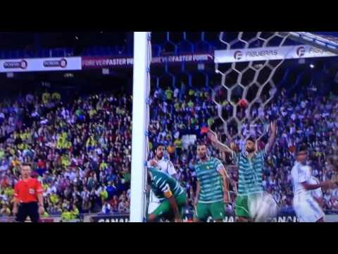 España - Copa Del Rey - Cornella 1 x 2 Real Madrid: Raphaël Varane Second Goal!