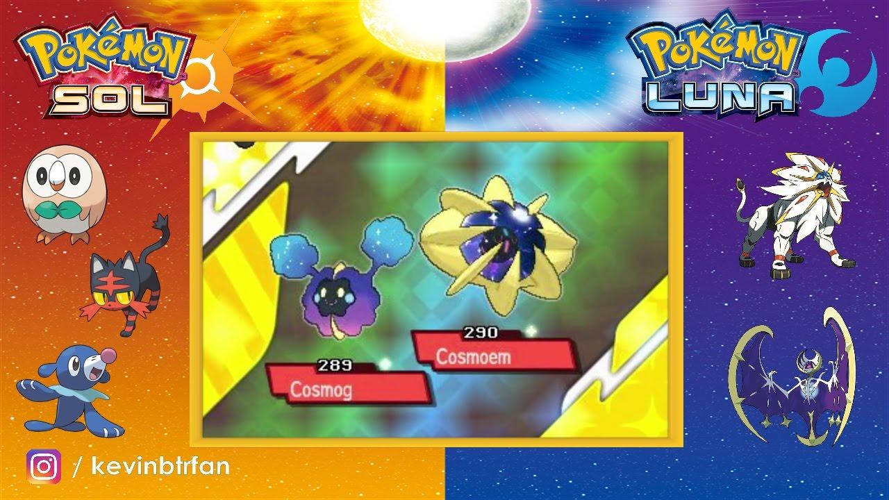 Pokemon Sol Pokedex