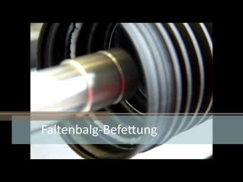 Rotorbefetteinheit RBE 02 - Firma D+P, Dosier- und Prüftechnik GmbH