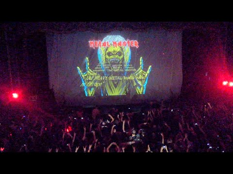 BABYMETAL - BABYMETAL DEATH @ The Forum, London 20140707