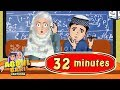 Abdul Bari on Surah Falaq & many more - Islamic cartoons | Moral Vision