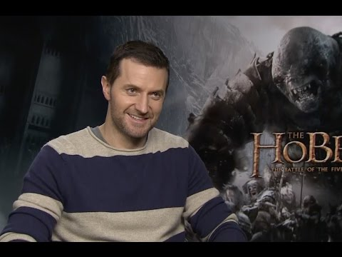 Richard Armitage discusses the evolution of his character in 'The Hobbit'