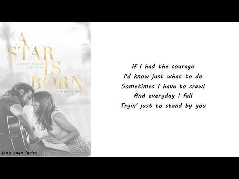 Lady Gaga & Bradley Cooper - I Don't Know What Love Is Lyrics