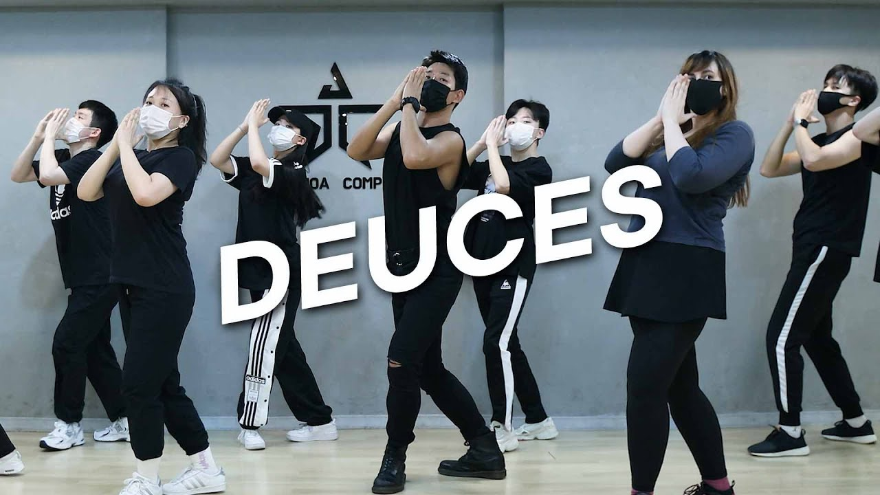 CHOREO DANCE Class VIDEO  ㅣ CHRIS BROWN - DEUCES