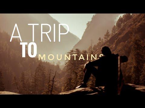 A trip to Mountains- Manali,Kasol and Manikaran-Baba ki nagri | Part -1 | Shot on GoPro6