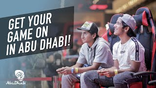 Level up your gaming at these events in Abu Dhabi | Visit Abu Dhabi