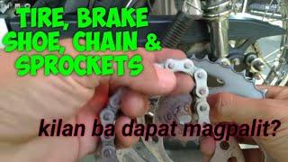 Chain at Sprocket kailan dapat magpalit