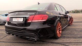 850HP Mercedes-Benz E63 AMG LA-Performance - REVS & DRAG RACING