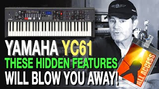 YAMAHA YC61 REVIEW. These hidden features will blow you away!