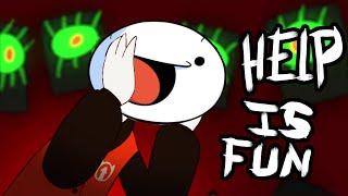 HELP IS FUN|Help Oh Well + Life Is Fun Remix/Mashup|SomethingElseYT x TheOdd1sOut x BoyInABand