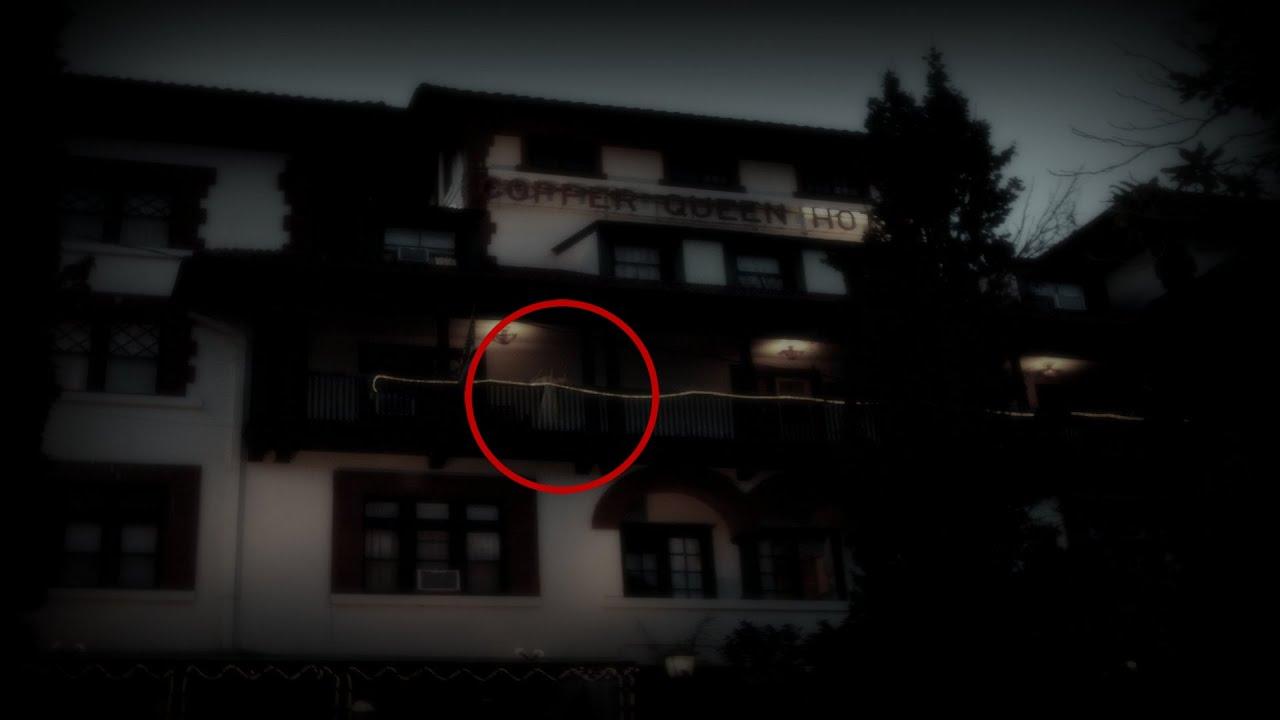 Arizona Ghost Of Copper Queen Hotel Paranormal