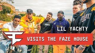 Lil Yachty Visits the FaZe House! - #FaZeCast S2E8