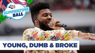 Khalid – 'Young, Dumb & Broke' | Live at Capital's S...