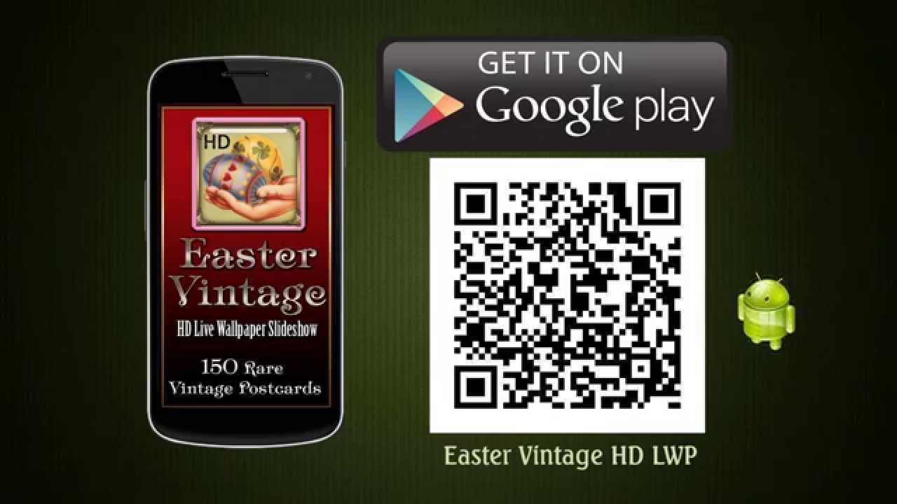 Easter Vintage HD Live Wallpaper for Android