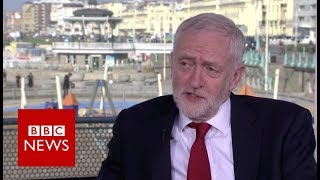 Corbyn on Brexit and the 'rising' Labour movement - BBC News