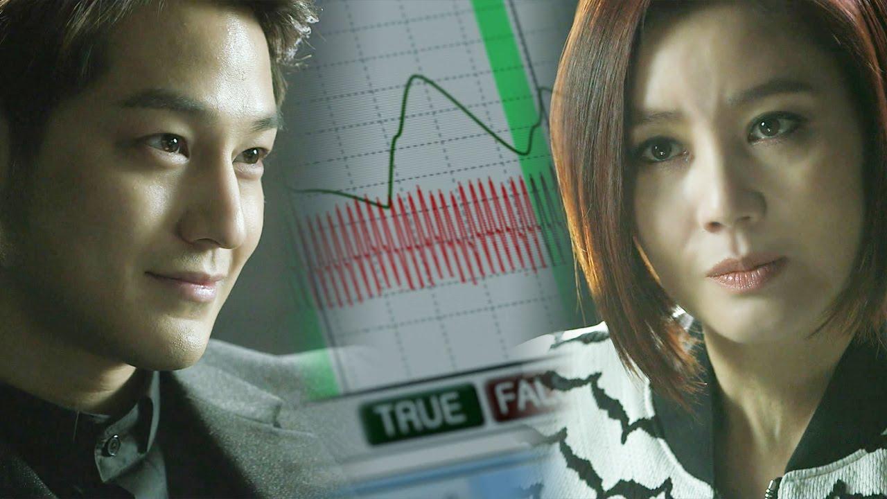 Kim Bum, passing 'Lie detectors test'|《Mrs. Cop2》 미세스 캅2 EP03