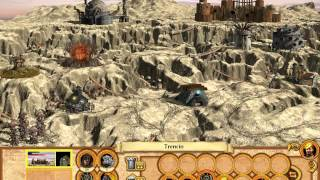 Heroes of Might and Magic IV : Winds of War Campaign - To Rule the World - Anduran Foothills