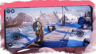 PC/CONSOLE GAMES THAT CAN BE PLAYED ON MOBILE | TOP 10 BEST NEW ANDROID & IOS GAMES IN 2021
