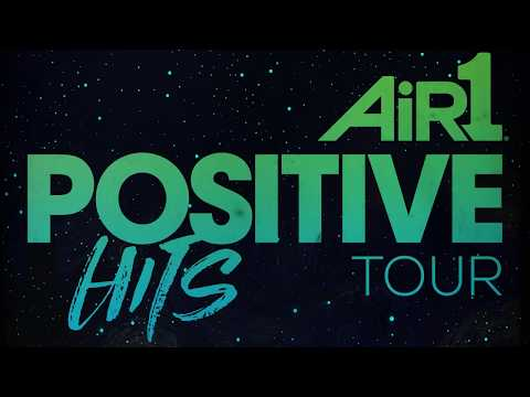 AiR1 Positive Hits Tour at Vivint Smart Home Arena November 5