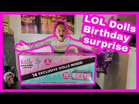L.O.L. Surprise! Amazing Surprise with 14 Dolls, 70+ Surprises
