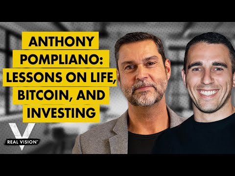 Anthony Pompliano's Story: Lessons on Bitcoin, Life, and Investing (w/ Raoul Pal)