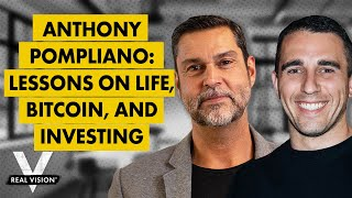 Download Anthony Pompliano's Story: Lessons on Bitcoin, Life, and Investing (w/ Raoul Pal)
