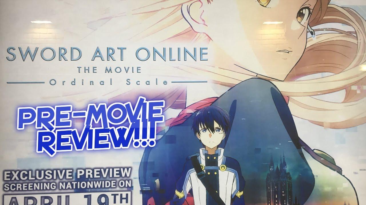 sword art online film stream