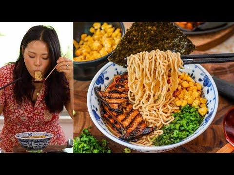 Vegan Ramen | Tasty Vegan Ramen Recipe You Won't Believe How Delicious & Flavorful It Is!!