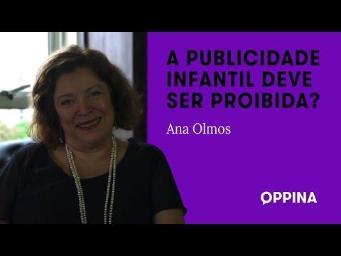 A publicidade infantil deve ser proibida? – Ana Olmos