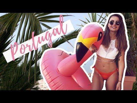 Algarve Portugal Travel Vlog | Owlipop 4K